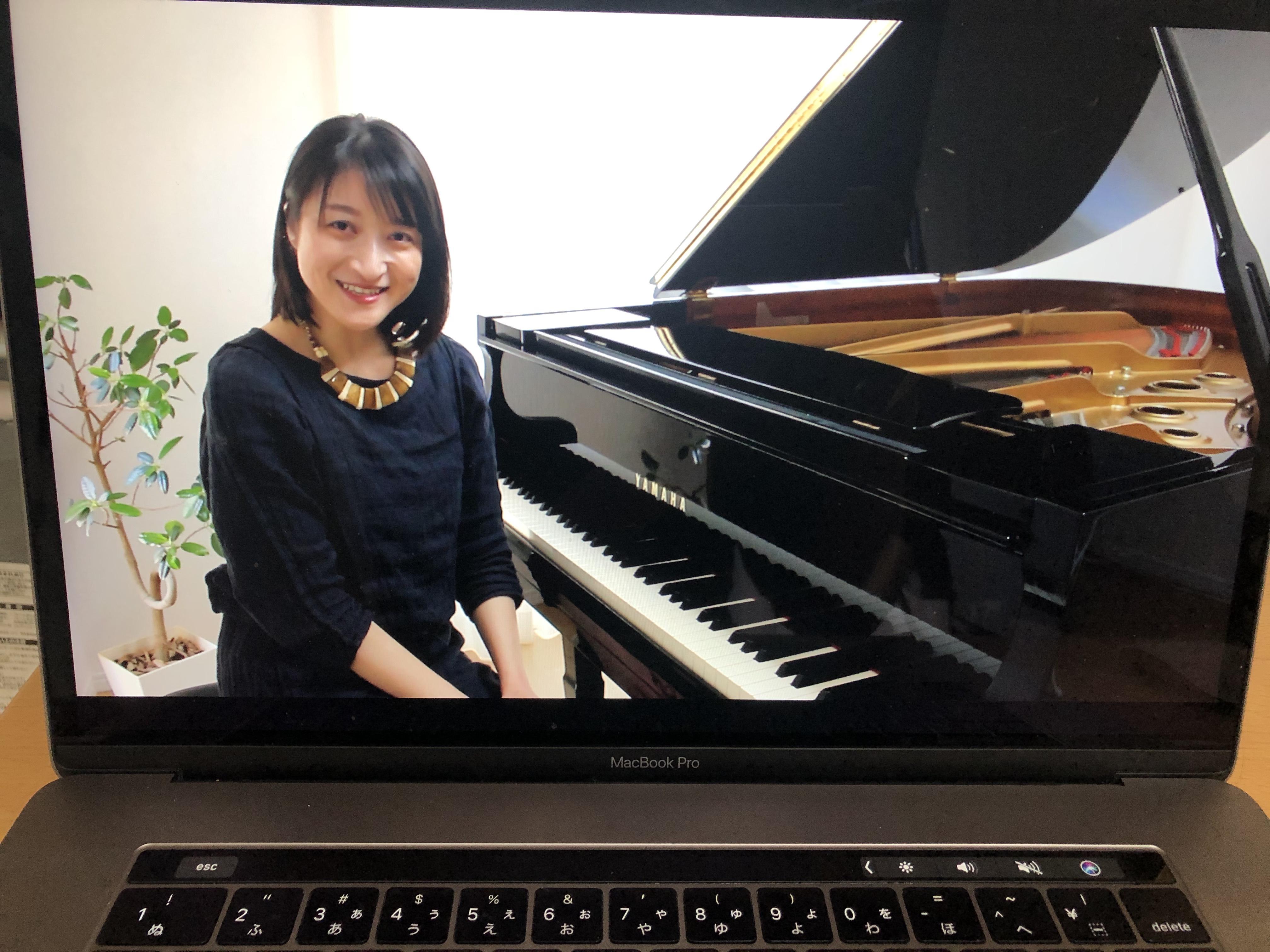 「おしゃれピアノアレンジ講座」完売!